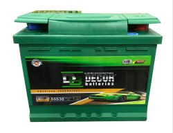 DIN55 Automotive Car Battery