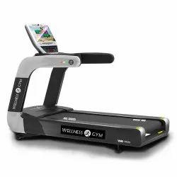 健康健身房4 HP WG TR20跑步机,用于商业,280公斤