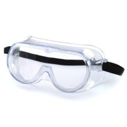 Polycarbonate Transparent Chemical Splash Goggles
