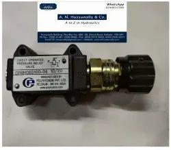 DPRH06S Polyhydron Pressure Relief Valve