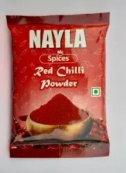 Red Chilli Powder, 100 g, Packets