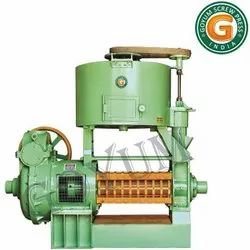 Moringa Oil Seeds Pressing Machine