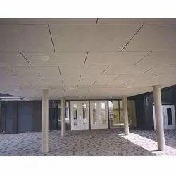 Cement Fiber Ceilings