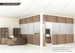 Wooden Office Partition