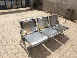 Superior Three Seater Waiting Benches