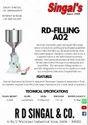 Pneumatic Filling Machine RD-A02