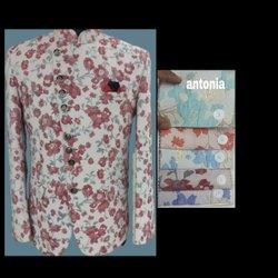Party Printed Mens Fancy Jodhpuri Suit, Size: Small