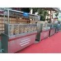 Stainless Steel Pani Puri Counter