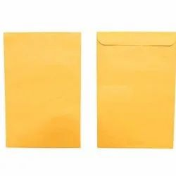 Plain Paper Envelopes, Rectangular, Size: 12*16 Inch