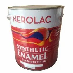 High Gloss Synthetic Enamel Nerolac Paints, For Interior Walls