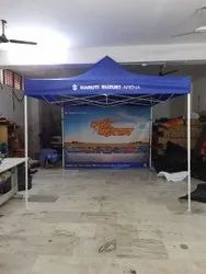 Polyester Plain Canopy Tent, Thickness: Good, Size: 10x10