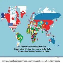 Switzerland Dissertation Writing Services in India