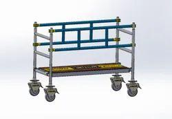 Aluminium Mobile Scaffold - N02
