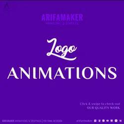 Mp4 Video 2D Logo Animation Service