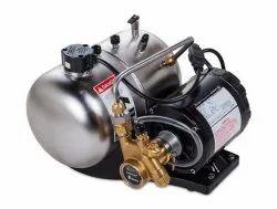 Carbonator Tank With Pump & Motor