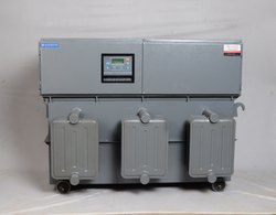 25 Kva Lcd Display Industrial Automatic Voltage Stabilizer