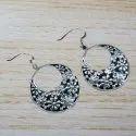 925 Sterling Silver Jewelry Designer Plain Silver Earring WE-2920
