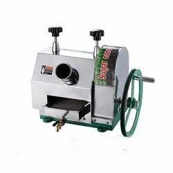 Semi-Automatic Manual Sugarcane Juice Machine