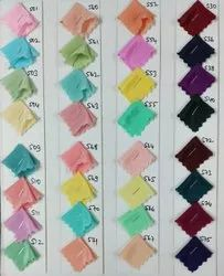 French Crepe Dyed Fabric