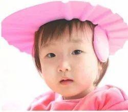 Baby Shower Cap & Baby Hair Bathing Washing Cap & Baby Eye Ear Protector Cap