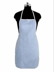 Multicolor Plain Waterproof Kitchen Aprons & Kitchen Demin Water Proof Washable Aprons, Size: Standard