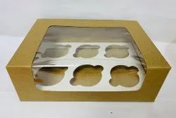 Cup Cake Liner Box