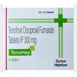 Tenohep 300 Mg Tablets
