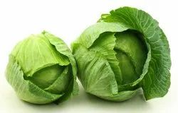 Green A Grade Fresh Cabbage, 10 Kg, Pesticide Free  (for Raw Products)