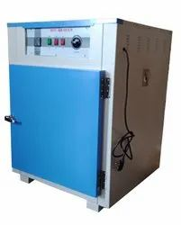 Hot Air Oven With Digital Temp. Controller, Mild Steel