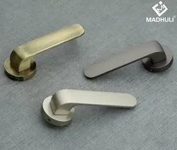 Straight Curved Edge Mortise Lever Handle-26