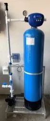 Fully Automatic Water Softener Plant 100