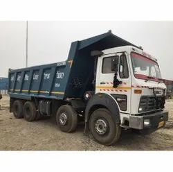 On Road Pan India Heavy Truck Rental Service, Rura, Model Name/Number: Tipper 3118