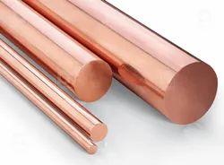 Round Copper Non Ferrous Metals