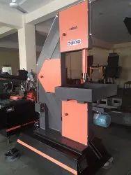 Semi-Automatic Vertical Bandsaw Machine