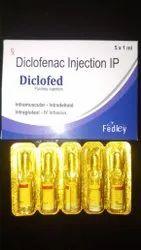 Diclofenac Sodium 75 Mg Inj.