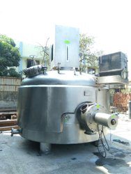 Agitated Nutsche Filter And Filter Dryer
