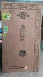 New Zealand Pinewood BWP Door, For Home