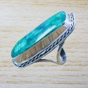 Labradorite Gemstone Jewelry 925 Sterling Silver Ring
