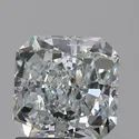 0.70CT Asscher Light Green GIA Certified Natural Diamond