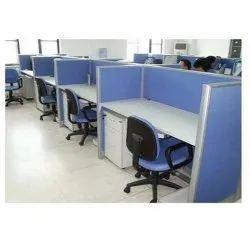Used Teknion Workstation
