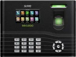 Secuzaa Sl990 Industrial Fingerprint Time Attendance System