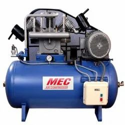 DCA 10 Two Stage Double Cylinder Air Compressor