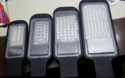 LED Street Light With Lense Housing
