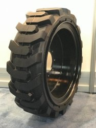 33 X 9 X 16 Solid Skid Steer Tire