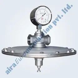 Micro Pressure Reducing Valve Only for GAS Application