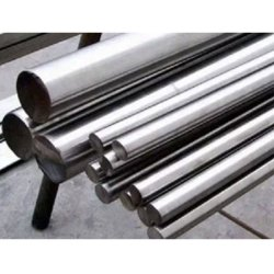 Stainless Steel SS 304H Round Bar, For Oil & Gas Exploration, Single Piece Length: 6 meter