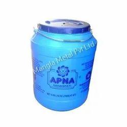 Plastic Bucket For Ghee