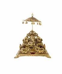 Lord Shinghasan Ganesh Ji  Statue