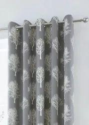 Printed Decorative Curtain