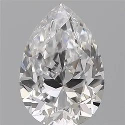 Pear 0.80 d Vs2 Gia Certified Natural Diamond